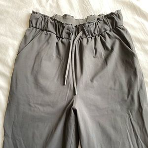 """Keep Moving Pants 25"""" Lululemon"""